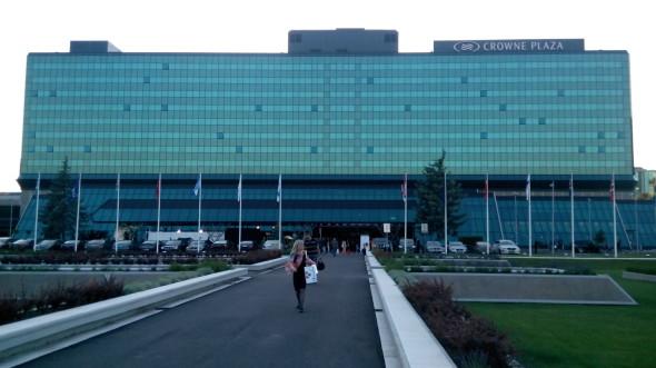 Crowne Plaza Hotel Belgrade